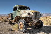 Dodge Power Wagon - War Horse / by Kerwin Schetter