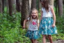 ZanziBach clothing for kids and women / Natural unique cuteness kidswear and womenswear handcrafted with love.