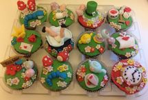 Cupcakes by Me / Cupcakes I have made :)  / by Becci Lindsay