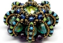 BEADING - Beaded Beads / by Kathie Khaladkar