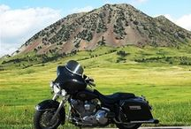 Rally Time / Every August, the Black Hills welcome riders from around the world for the Sturgis Motorcycle Rally