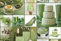 COLOR - Sage & Mint Green