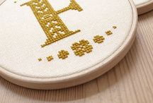 Embroidery board-ery