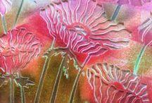 CRAFTS - Gelli Plate