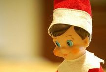 Elf on the Shelf / by Denisa Morren