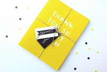 Letterpress and Handmade Cards