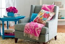 Fab furnishings / Great ideas for home makeovers / by Sinead M