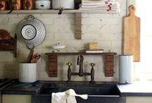 Home - Kitchen / by JamJar Design Shop