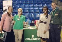 Meet Our Ambassadors! / Cecil Ambassadors are Cecil students who, with the Admissions office, assist with recruitment, information events, and tours.  / by CecilAdmissions