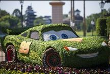 Disney Topiary / by Ron Rester