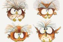 Charakter design.....Illustrations......Sketches.......