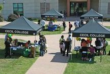 Cecil Clubs / Check out all the clubs that Cecil offers! / by CecilAdmissions