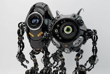Robot / Robots - Robôs