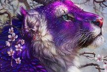 Fantasy Creatures / Fantasy, criaturas imaginárias