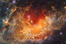 Galaxia / Galáxias e estrelas