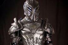 Armaduras / Armors, armaduras
