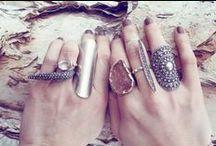 ► Stones and metals