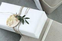 Bows, ribbons, gifts etc