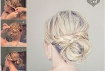 Hair / Hairdos I want or just like / by Kamila Nielsen