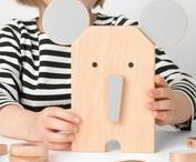 For the Little Ones / Take a peek at our favorite finds for children and your four-legged kids.