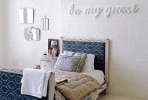 Guest Bedroom / by Jessica A