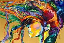 In living color / by Alex Walker