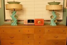 My Vintage Bedroom...