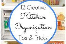 Organizing, Cleaning, Etc