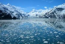* Alaska * / Rugged beauty, amazing wildlife, and untouched landscapes make Alaska one of my favorite places in the United States. Follow this board for Alaska travel tips and Alaska travel inspiration.
