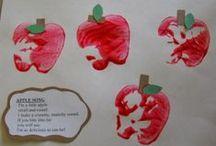 Fall Classroom--Apples