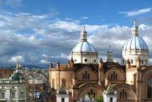 * Ecuador * / From Andean mountain villages to the sea: Ecuador travel tips + photos of Ecuador to help you plan your trip. See also my Galapagos Island board.