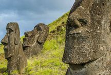 * Chile & Easter Island * / Chile and Easter Island travel tips and photos (Easter Island = Isla de Pascua = Rapa Nui). Follow this board for Chile vacation inspiration and photos of the country's most amazing landscapes.