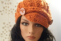 Crochet ~ Hats / Crochet hat patterns. At the time I pinned them, they were all working links, and the pattern was free.