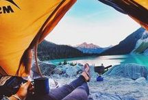 Camping Travel / My favorite things: Spending time with family and friends by the campfire -- and s'mores! Sharing creative camping tips, camp packing lists, and top camping destinations to help you plan your next camping trip.