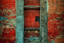 Doors & Windows / by Whitney Hayes Shaw