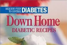 Diabetic Recipes / by Whitney Hayes Shaw