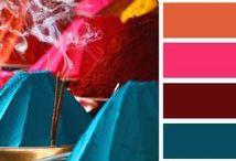 Color Palettes / Gorgous color palettes for web and graphic design.