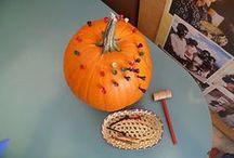 Fall Classroom--Pumpkin