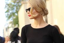 Black / Total Black outfits