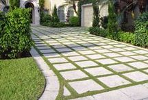 Driveway Ideas / by Whitney Hayes Shaw