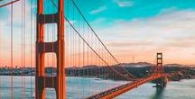 * San Francisco * / San Francisco travel tips + local adventures: My favorite things to see, do and (mostly) eat in San Francisco and across the Bay Area. Follow this board for San Francisco travel tips & travel inspiration.
