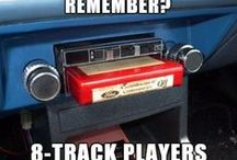Remember? / Nostalgia from the 70's, 80's & 90's