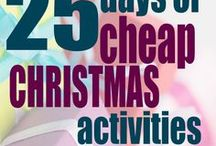 Christmas on a Budget / Save money this holiday and stay debt free!