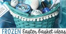Easter on a Budget / Affordable Easter craft ideas, decor, and food!