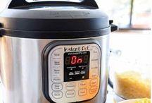 Recipes: Instant Pot