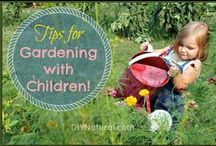 Organic Gardening / All things that have to do with organic gardening! Let's do this the right way!