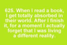 Bookfessionals / The things I think to myself about books, and other people's attitude to books.