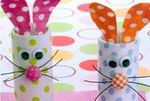 Easter Ideas / by Lauralyn Salinas