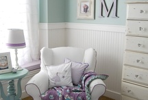 Kid Room Decor / by Michelle Kile Hamilton