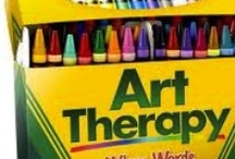 Art Therapy Directives / Ideas and directives to be used with clients / by Michelle Kile Hamilton